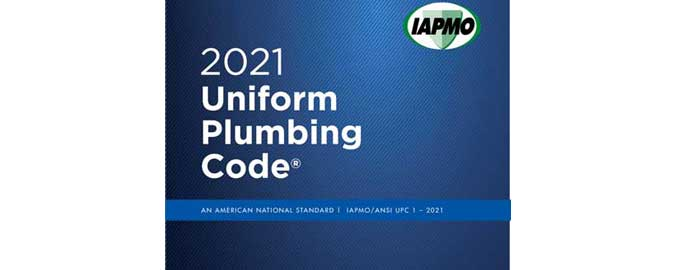 IAPMO Makes Tentative Interim Amendment Available for Public Comment