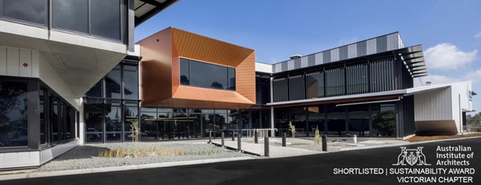 PICAC and IAPMO Narre Warren Facility Has Been Shortlisted for the Sustainability Award